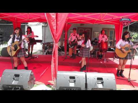 Vina Panduwinata - Cinta (@JuwitaBand Live Cover)