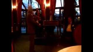 Berki Géza primás Ózdról  2013 április 8  Grand Hotel Thumbnail