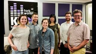 BEYOND NATURE: KTCU Interview with the 2016 Arctic Circle Residency Artists