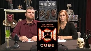"""""""Cube"""" Spoiler Review - The Horror Show"""