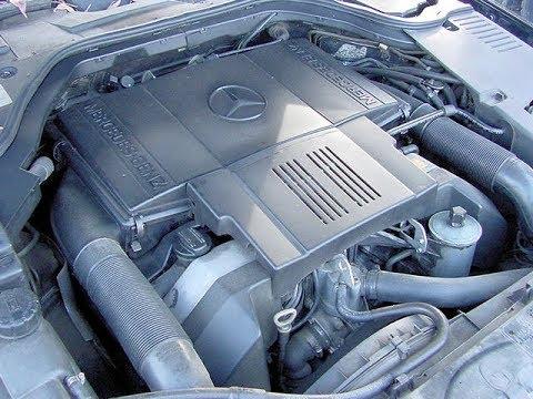 Сборка V8 M119