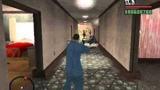 GTA San Andreas Walkthrough - Part 25 : Reuniting the Families