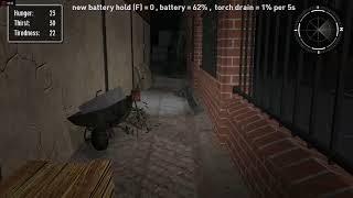 The Last Call Level 3... Game Guru Game