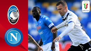 🔴 Atalanta v Napoli | Full Match LIVE | Coppa Italia Semi-Final 2020/2021 | Coppa Italia 2020/21