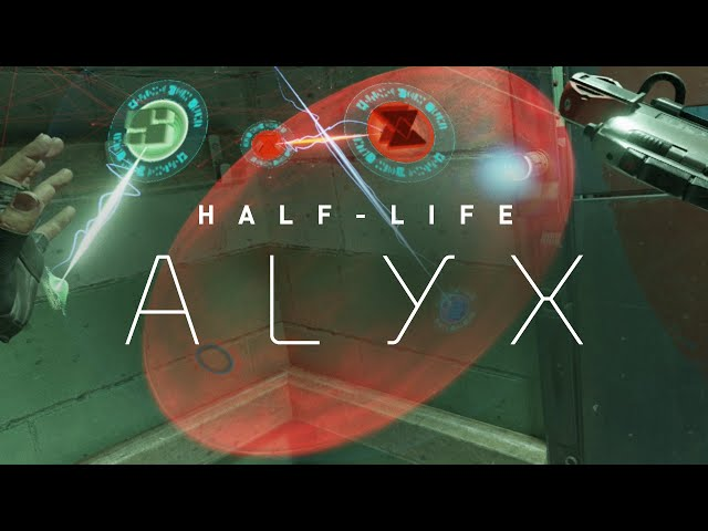 Half-Life: Alyx Gameplay Video 2