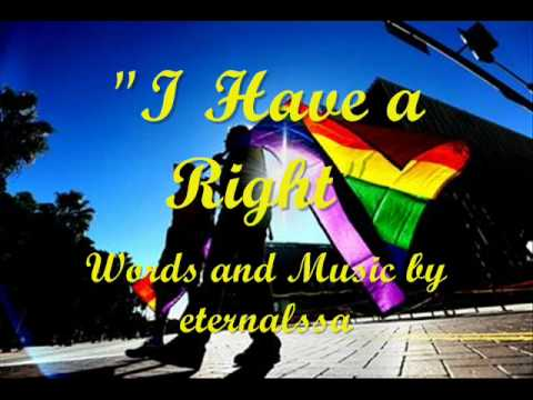 Songs about gay rights