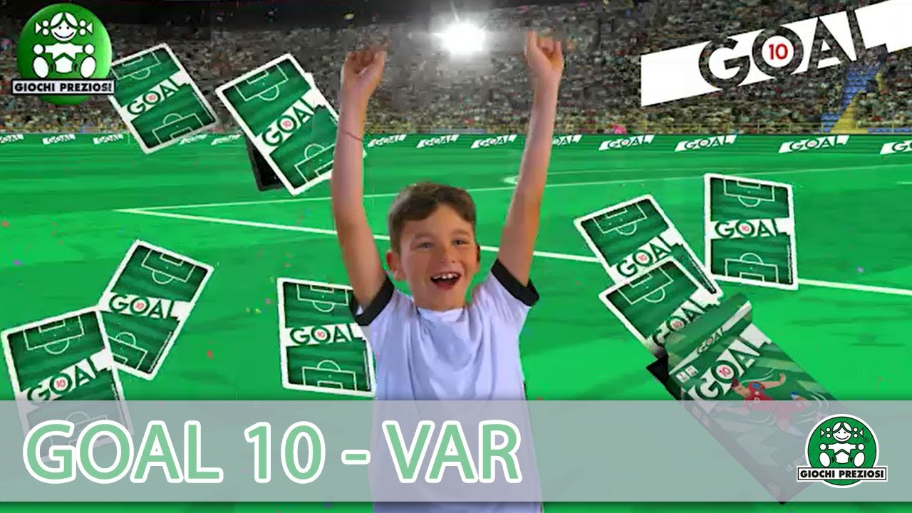 Goal / Goal 10 / Pub TV / Giochi France