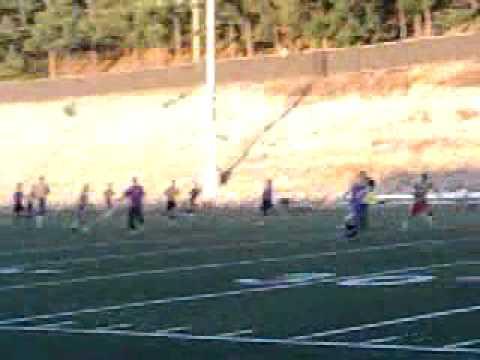 Reading High School Soccer Practice