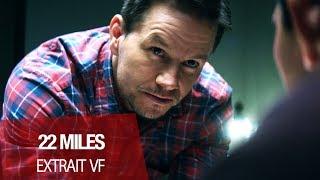 22 MILES (Mark Wahlberg, Iko Uwais) - Extrait