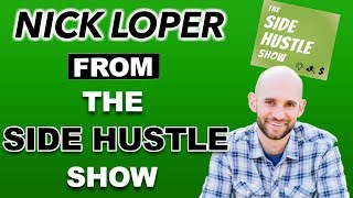 Shoe Affiliate Site as a Side Hustle to a Full-Time Gig with Nick Loper