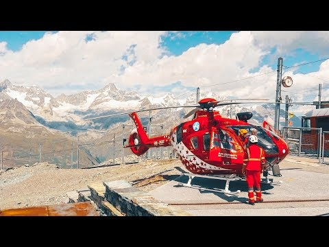 MEDICALLY EVACUATED! The MATTERHORN: Zermatt, Switzerland