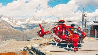 MEDICALLY EVACUATED! The MATTERHORN: Zermatt, Switzerland