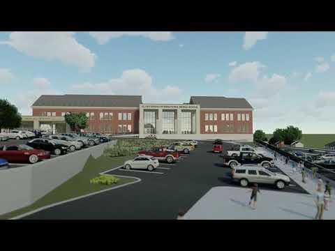 Silver Spring International Middle School 2022 Addition