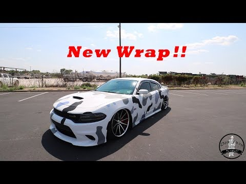 Wrap Reveal! new seats for the scat? Vlog 4
