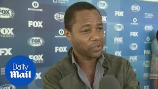 Cuba Gooding Jr. weighs in on playing OJ Simpson - Daily Mail