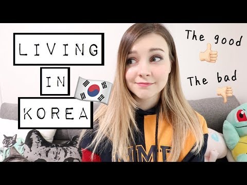 What It's Like Living in Korea