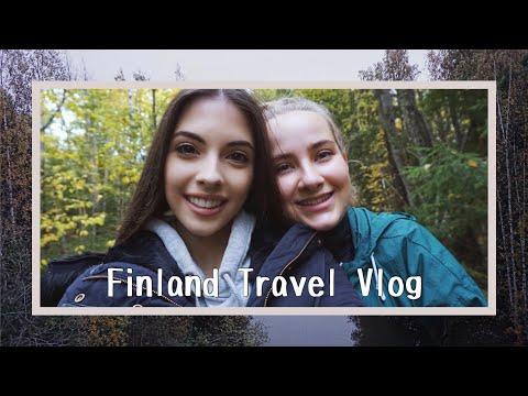 FINLAND TRAVEL VLOG 2018 | Sophie Duncan