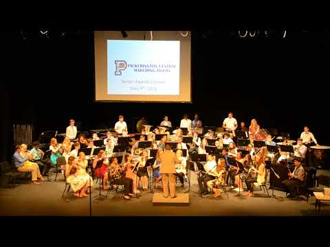 Music of Eric Clapton on Stage  PHSC Symphonic Band
