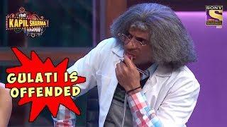 Dr. Mashoor Gulati Is Offended - The Kapil Sharma Show