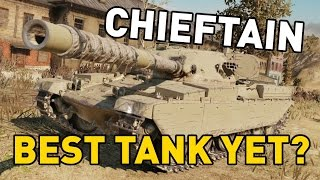 World of Tanks: Console || Chieftain - Best Tank Yet?