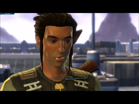 Chandler Plays: SWTOR. Episode 1: MY SHIP!!!