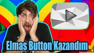 I Won a !!! Youtube Diamond Button - Roblox Youtube Factory