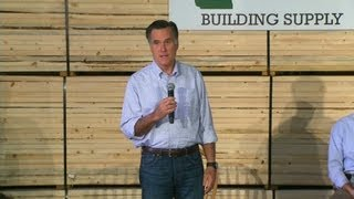 Mitt Romney asked if interracial dating a sin