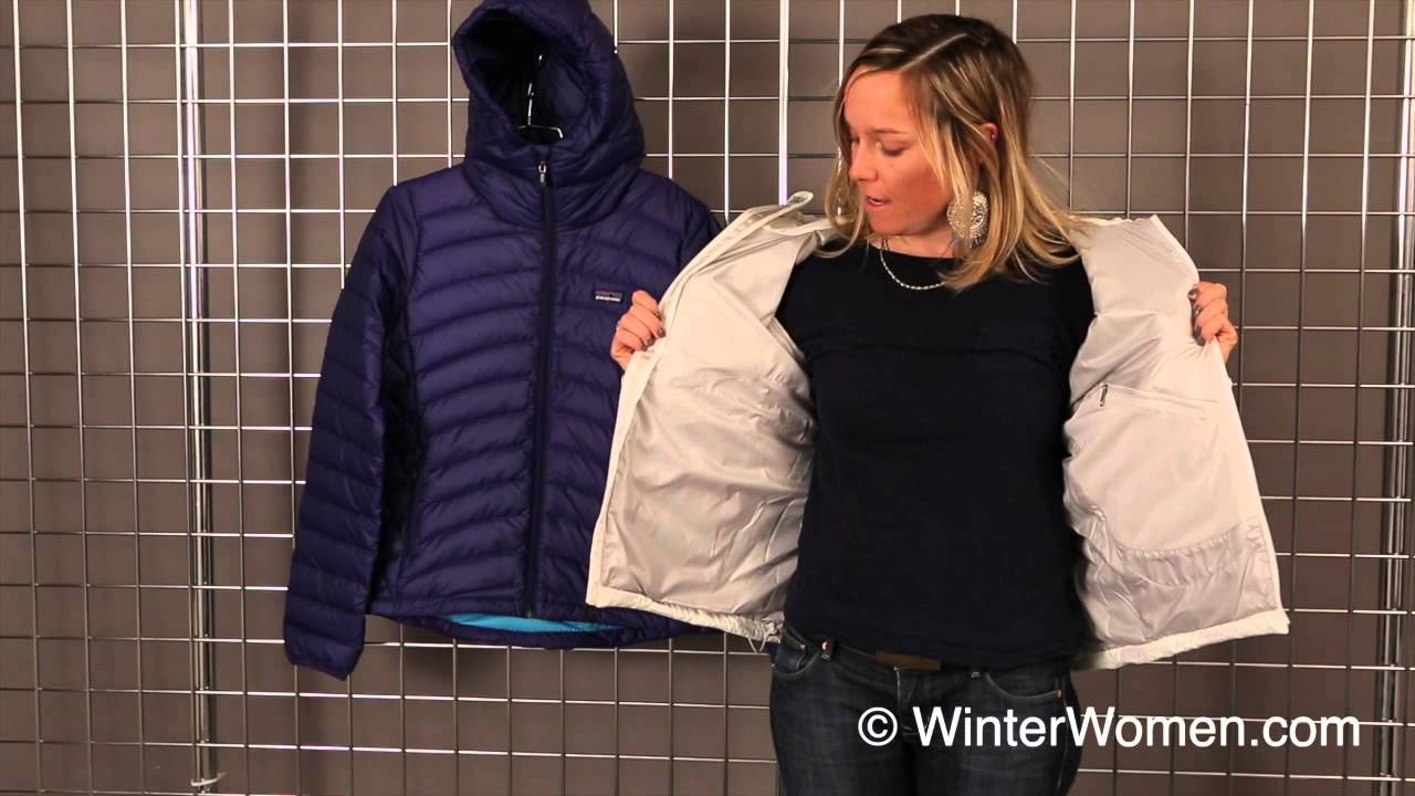 Patagonia women's down sweater 2014