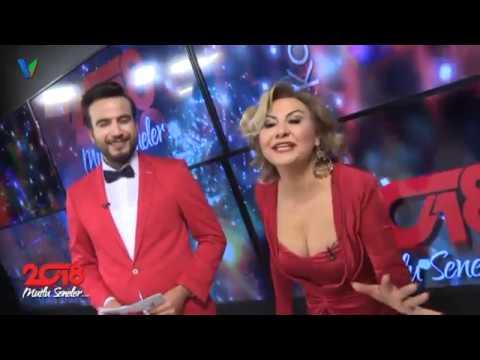 Kanal V Yılbaşı Özel Programı 31 Aralık 2017