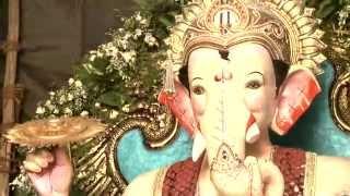 Thane District Ka Sabse Bada Ganesh Utsav, UFC GROUP Aagaman Aur Visarjan Video SONG GAJANANA
