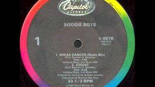 Boogie Boys - Break Dancer