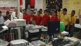 Success With Science - Ochoa Elementary School, Texas