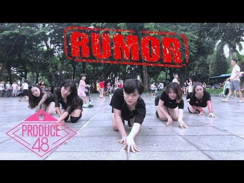 [ KPOP IN PUBLIC CHALLENGE ] PRODUCE 48 (프로듀스48) - RUMOR (루머) Dance Cover By VENUS.S from Vietnam
