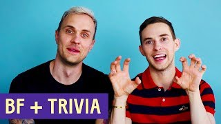 Who Knows The Other Better? | Adam vs JP