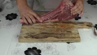 канал вкусного настроения  стейк томагавк tomahawk steak