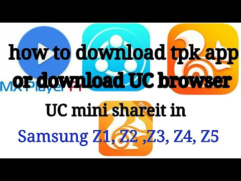 uc browser tpk