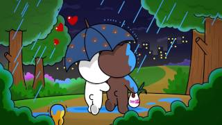LINE - Brown & Cony