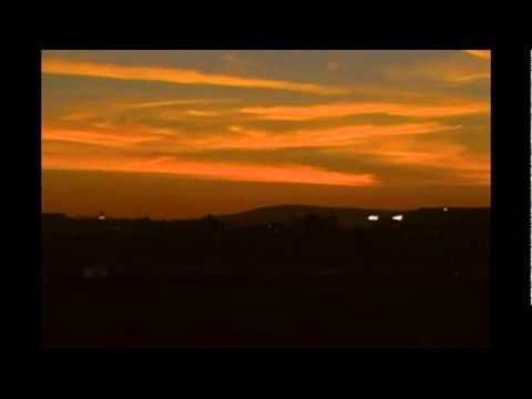 Long Beach Sunset Jet