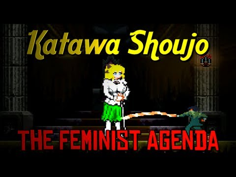 Katawa Shoujo: The Feminist Agenda!