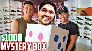 $1000 PHILIPPINES HYPEBEAST SHOPPING SPREE! with Legit Vlogs!