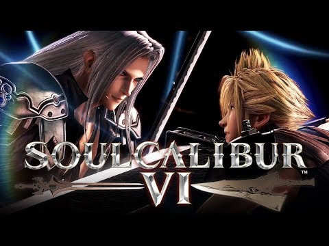 SOUL CALIBUR 6: Sephiroth, Cloud & Tifa Guest Characters Accidentally Leaked? (SOULCALIBUR: VI)