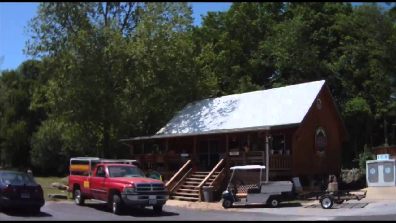 Kozy kamp pineville mo