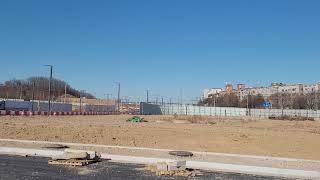 오산 세교2 이주자택지RA5 북측상단 상업지구부지 현장…