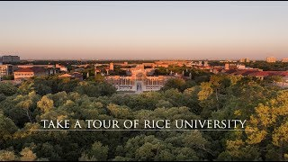 Take a tour of Rice University