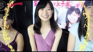 出演者6名:島田理奈さん、河合玲奈さん、空野青空さん、新宮有咲さん...