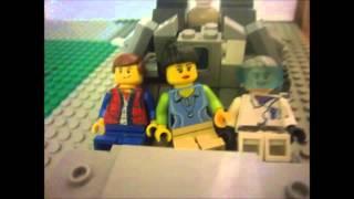 Лего назад в будущее 2
