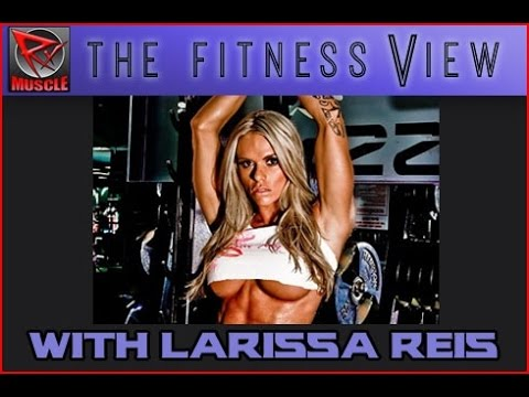 The Fitness View Live 12/18/14 with IFBB Pro Larissa Reis!