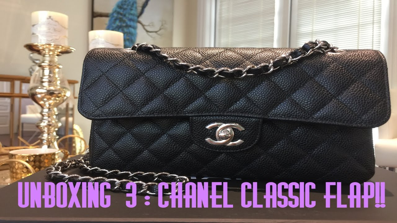 Unboxing 3 Chanel Classic Small Flap