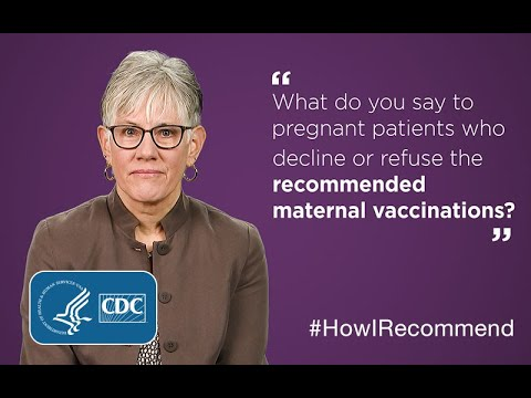 Addressing Pregnant Patient Vaccine Concerns with Nurse-Midwife Carol Hayes