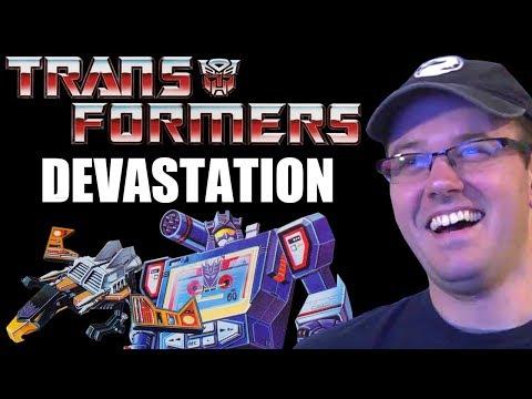 Transformers: Devastation James and Mike Mondays